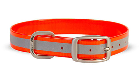 Dublin Dog KOA Waterproof Collar Reflx