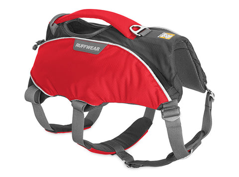 Ruffwear Web Master Pro Harness Red