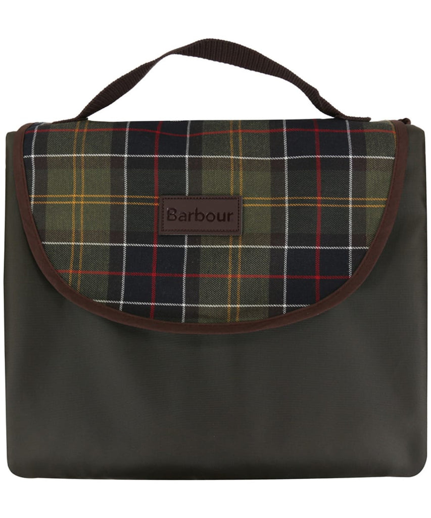 Barbour Dog Travel Blanket