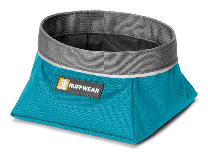 Ruffwear Quencher Collapsible Bowl Blue