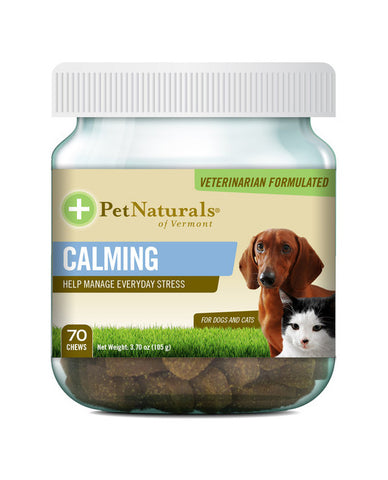 Pet Naturals Dog and Cat Calming Chews