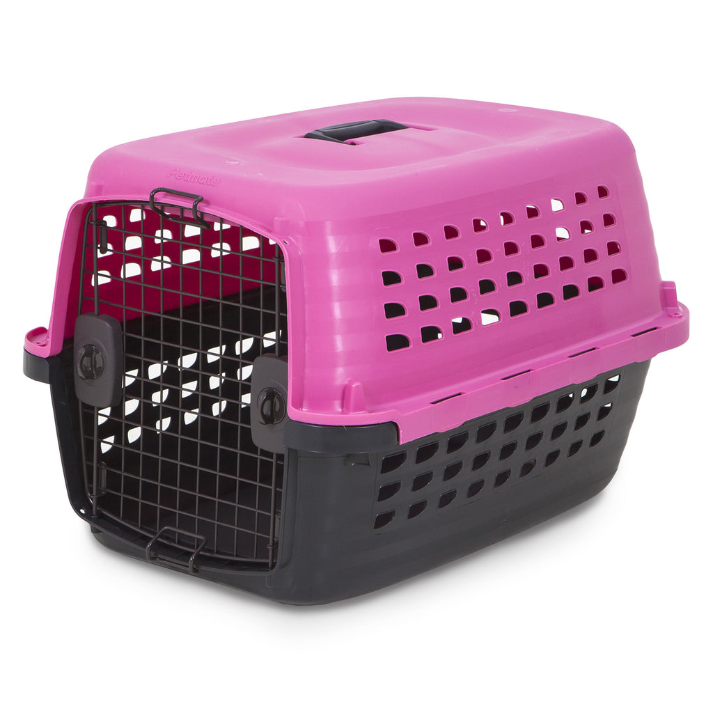 Petmate Compass Plastic Crate For Dogs and Cats 19 inches