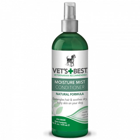 Vet's Best Moisture Mist Conditioner 16oz