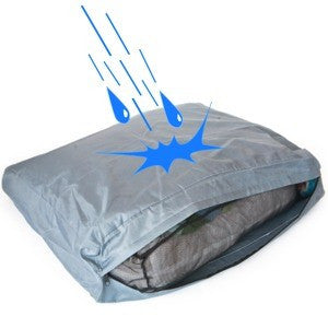 Molly Mutt Dog Bed Duvet Armor, Water Resistant Liner