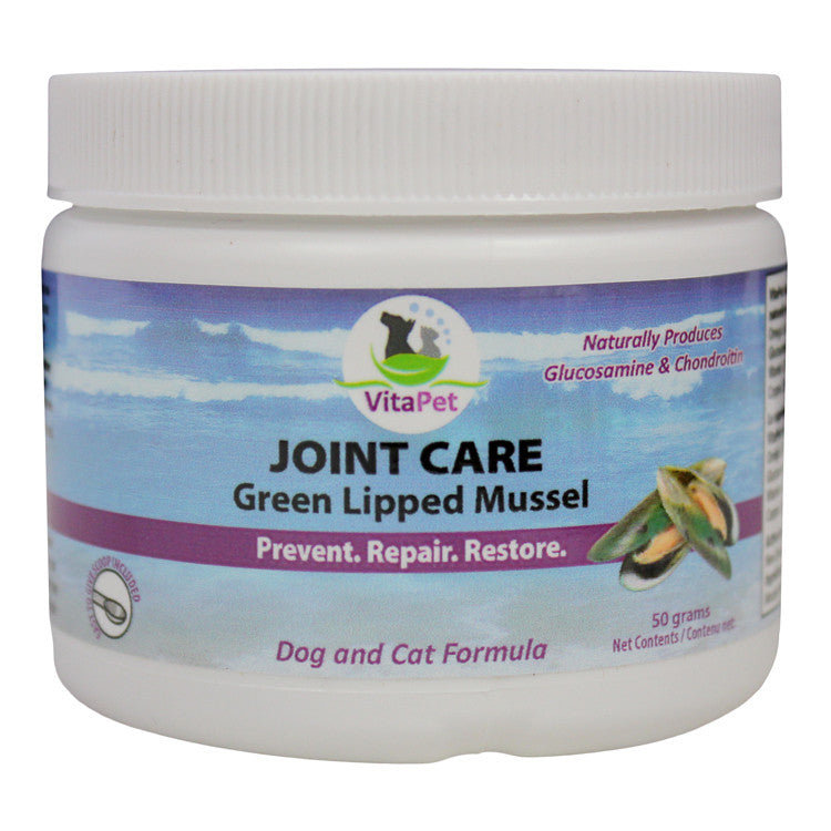 Green Lipped Mussel Powder 50g