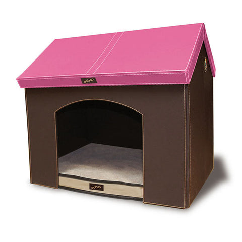 Pet Haven Indoor Folding Dog and Cat House
