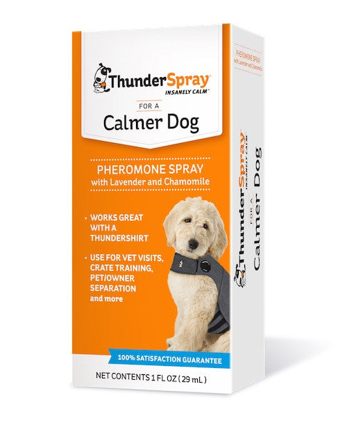 ThunderSpray Pheromone Calming Aid For Dogs