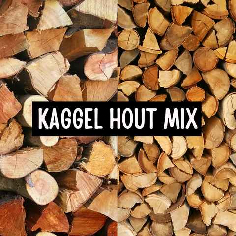 Combo - 1000 Piece Bulk Fireplace/Kaggel Deal (Winter Mix) - Wood Monkeys