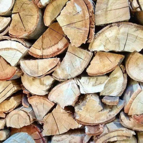 Blue Gum Firewood - Order bulk per 500 loose pieces - Wood Monkeys