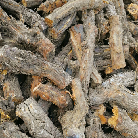 Vine Stumps / Wingerd Stompe - Order per 5x Large Bulk Bags (JUMBO) - Wood Monkeys SA (2509347075)