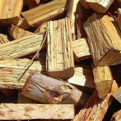 Blue Gum Firewood  - Order bulk per 1500 loose pieces - Wood Monkeys