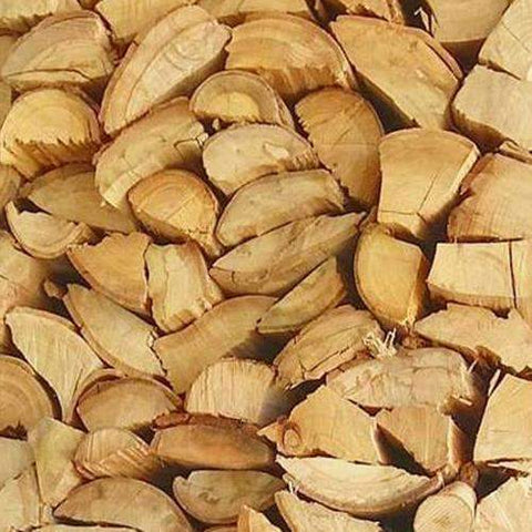 Blue Gum Firewood - Order bulk per 2000 loose pieces - Wood Monkeys