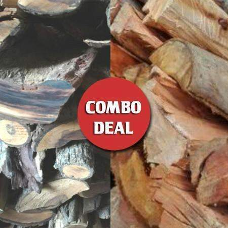 Combo - Nam/Gum Ultimate Fireplace Deal (Hot!) - Wood Monkeys SA