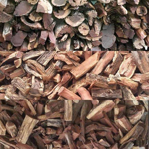 Combo - Namib Hardwood Mix | Order bulk per 270kg (15x Bags) - Wood Monkeys SA