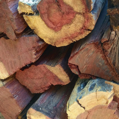 Kameeldoring Namibian Hardwood - Order per 5 Small 7KG Bags - Wood Monkeys