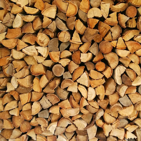 Blue Gum Firewood  - Order bulk per 750 loose pieces - Wood Monkeys