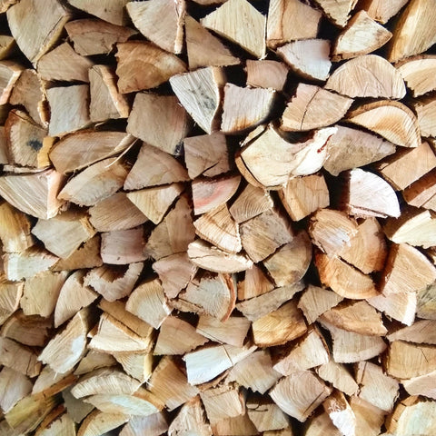Blue Gum Firewood - Order bulk per 100 loose pieces - Wood Monkeys