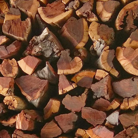 Mopane Namibian Hardwood - Order per 5 Medium 15KG Bags - 75KG (NEW!) - Wood Monkeys
