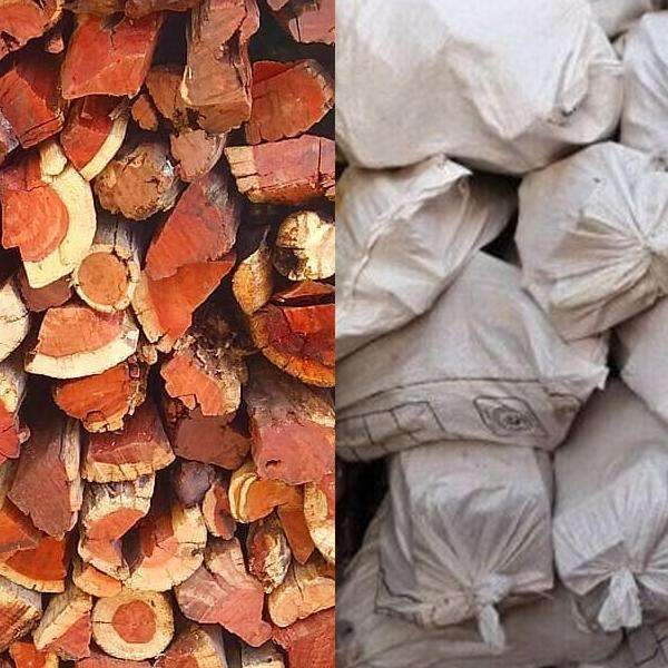 Kameeldoring Namibian Hardwood - Order per 5 Medium 12KG Bags (NEW!) - Wood Monkeys