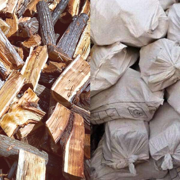 Rooikrans Braai Wood - Order per 5 Bulk Bags or more - Wood Monkeys