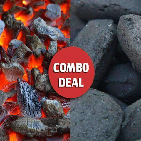 Combo - Weber BraaiMaster Best of Both Bulk Deal - Wood Monkeys SA