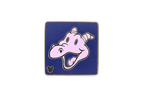 Journey Into Imagination FIGMENT Attraction Icon - 2017 Hidden Mickey