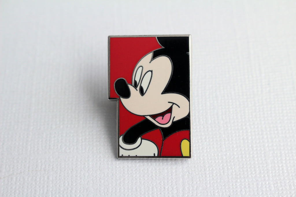 Mickey Mouse Puzzle Piece