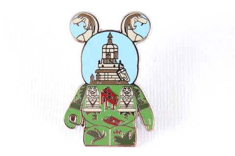 Indiana Jones Vinylmation Pin