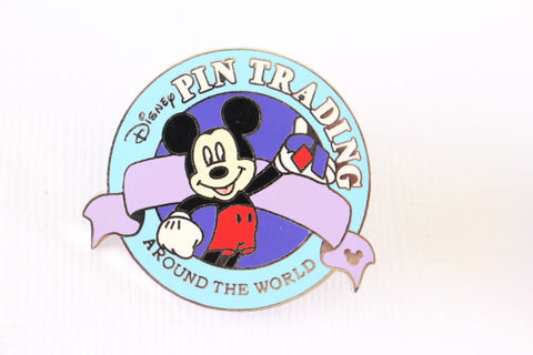 Blue Pin Trading Logo