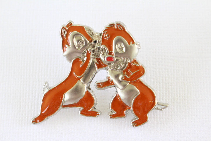 Sculpted Metal - Chip and Dale