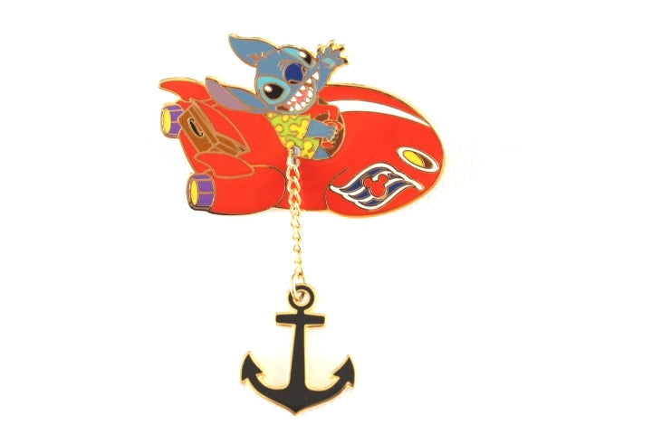 Stitch Dropping Anchor