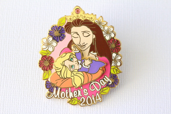 Rapunzel and Mom - Mother's Day