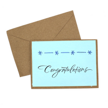 Load image into Gallery viewer, Congratulations Greeting Cards