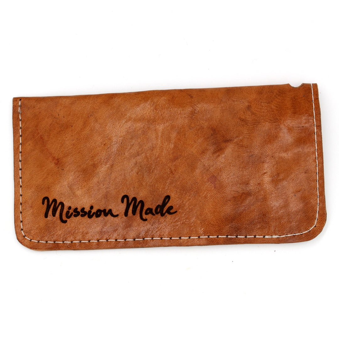 Leather Eyeglass/Sunglass Case