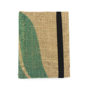 Burlap Journal - Small