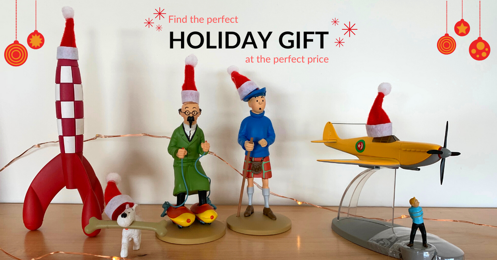 Tintin Holiday Gift Guide