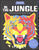Sticka-Pix In The Jungle Sticker and Coloring Activity Book
