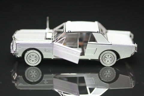 Metal Earth 1965 Ford Mustand Metal Model Kit
