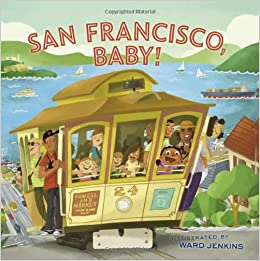 San Francisco, Baby! Book