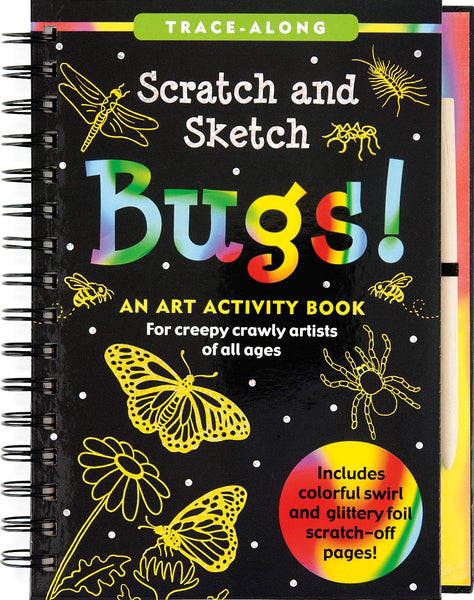 Scratch and Sketch: Bugs!