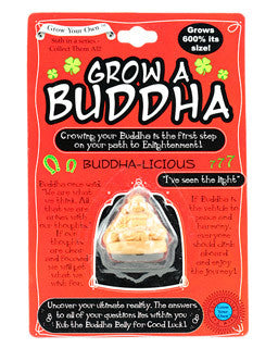 Grow Your Own Buddha