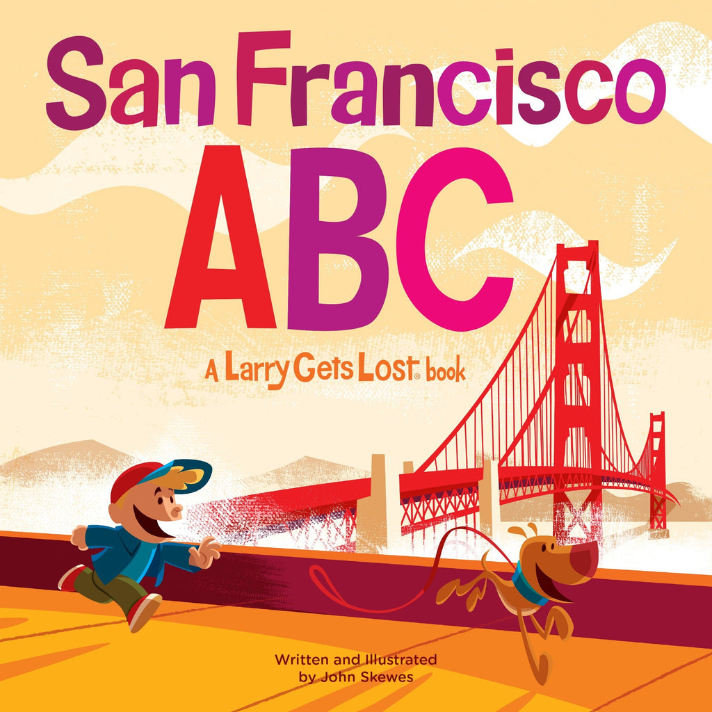 San Francisco ABC Book