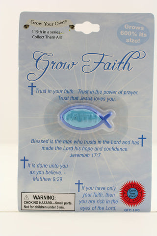 Grow a Faith