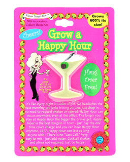 Grow a Happy Hour