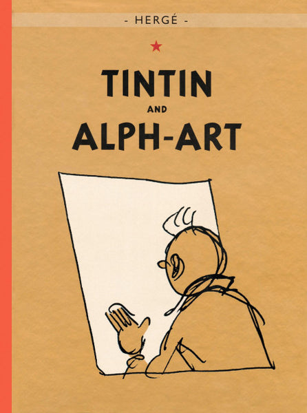 The Adventures of Tintin. Alph-Art