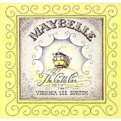 Maybelle the Cable Car Book