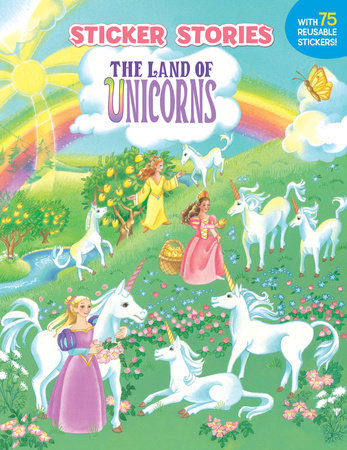 The Land Of Unicorns Sticker Stories