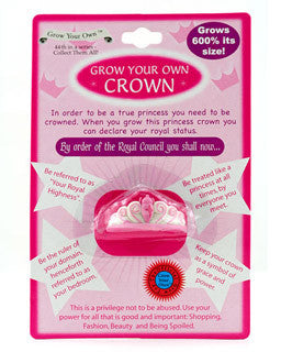 Grow Your Crown