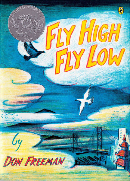 Fly High Fly Low Book