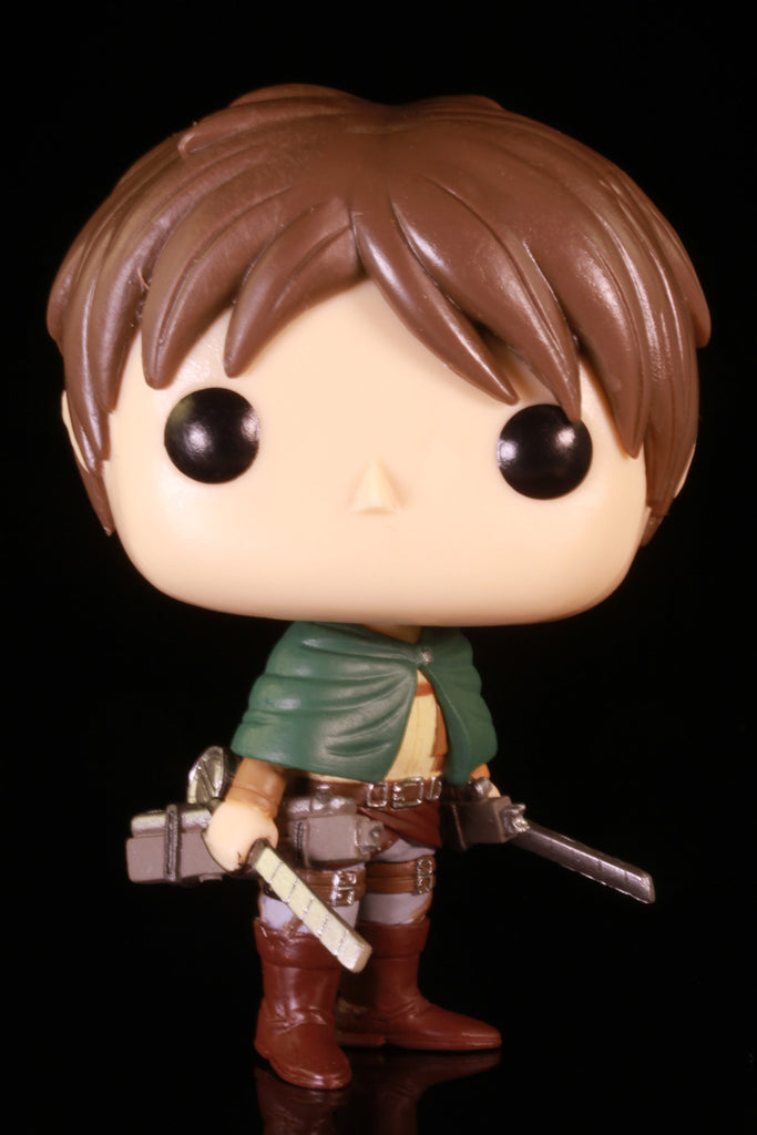 Funko Pop Animation, Attack on Titan, Eren Jaeger #20